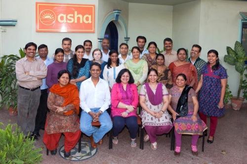 ASHA team photo