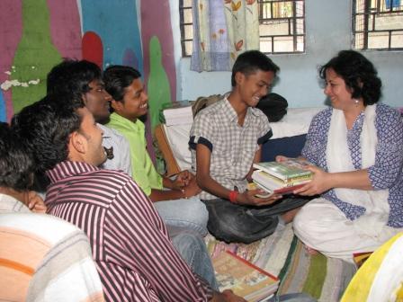 Dr Kiran at Jeewan Nagar