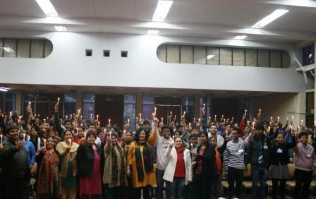 Student's meet at IYC