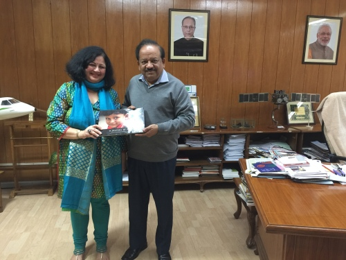 DKM with Harsh Vardhan 1